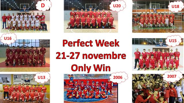 prefect 21 28 nov  Laurenziana Basket Firenze