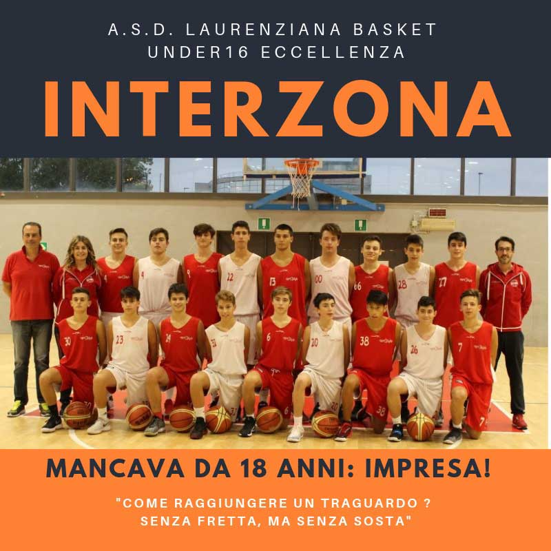 news26 laurenziana basket
