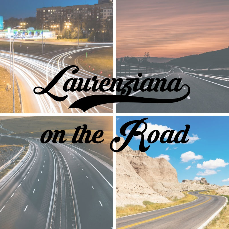 Laurenziana on the Road