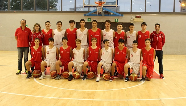 News 8 Laurenziana basket
